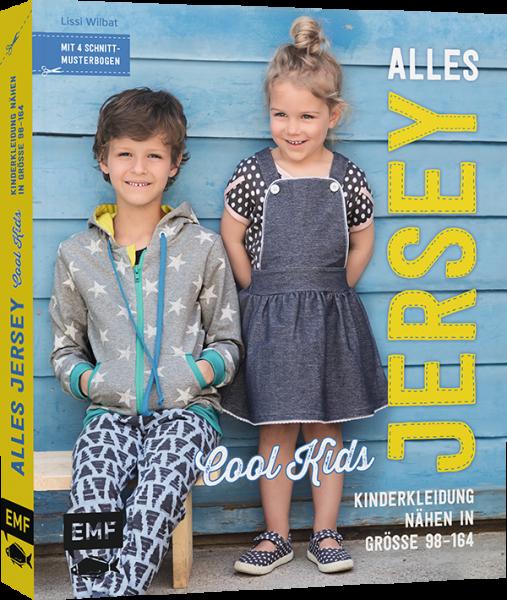 """Bog """"Alles Jersey - Cool kids"""" str 98 - 164"""