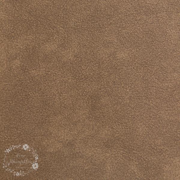 "Læderimitation ""Mora"" brun"