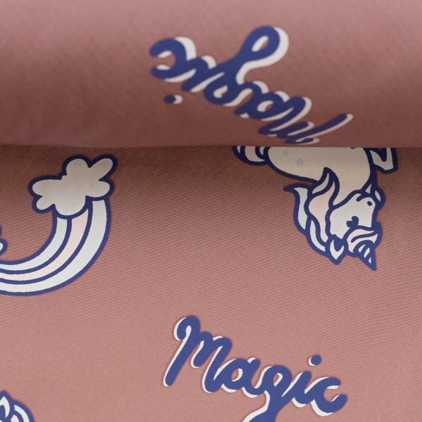 "Magic Softshell ""Loris"" Enhjørning"