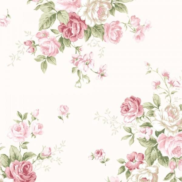"""Bomuld kollektion """"Vintage roses"""""""