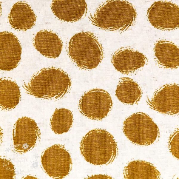 Slubjersey kollektion med prikker