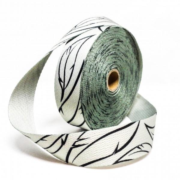 Gjordbånd grå med fyer