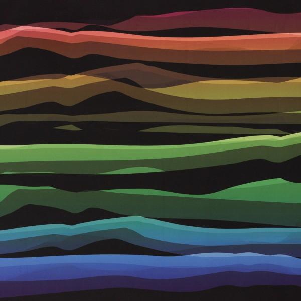 "Softshell ""Wavy Stripes"" by Lycklig Design"