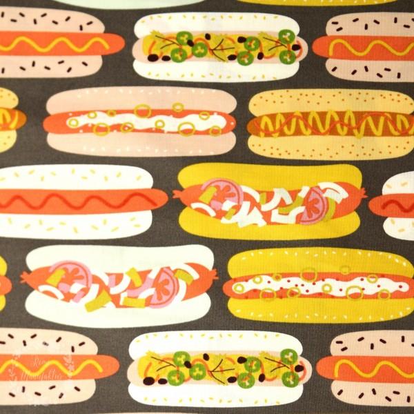 """Bomuld """"Hot Dog"""""""