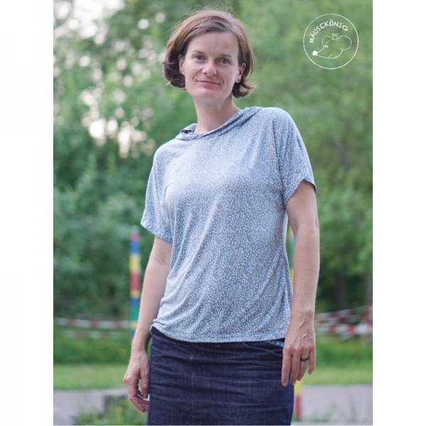 "Snitmønster Dame-Shirt ""All-Season-Shirt"" str 34 - 52"