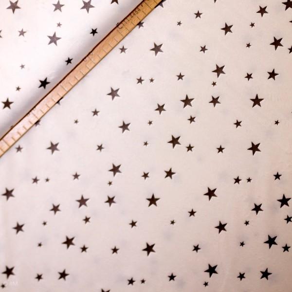 Fleece med stjerner