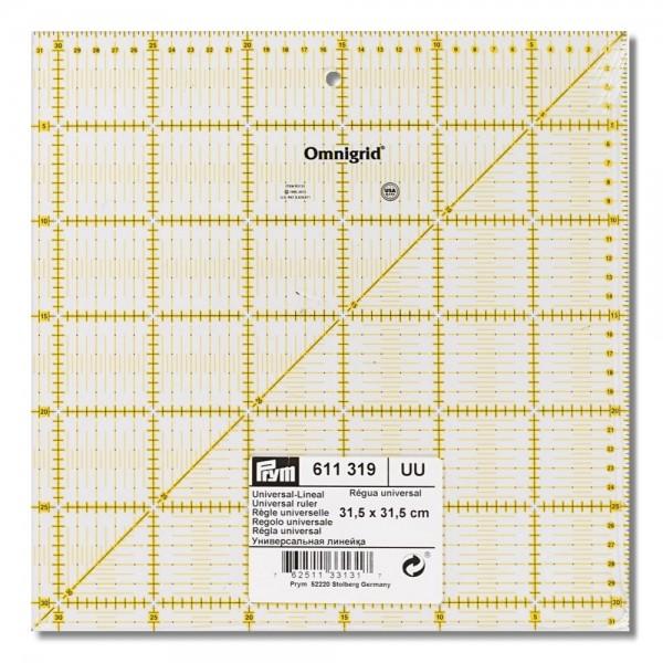 Omnigrid Lineal 31,5 x 31,5 cm