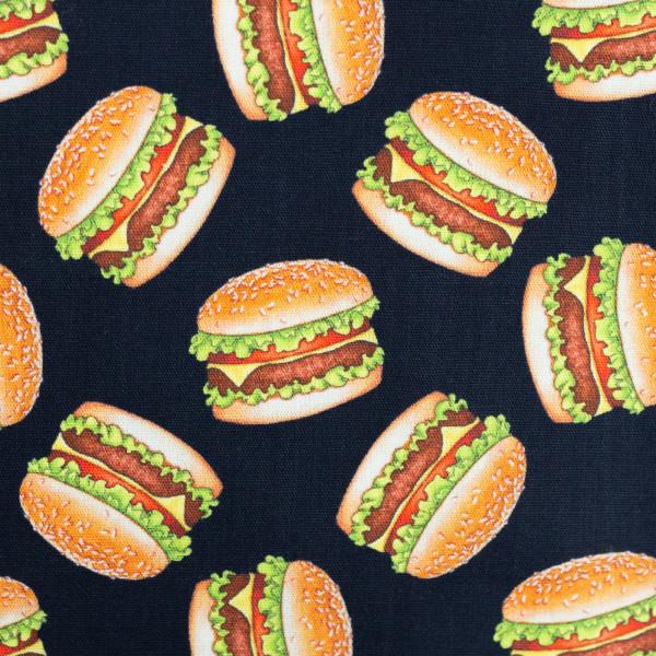 "Bomuld ""Kim"" Burger sort"