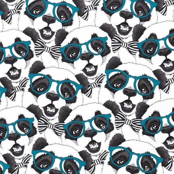 """Bomuldsjersey """"Vera"""" Cool Panda"""