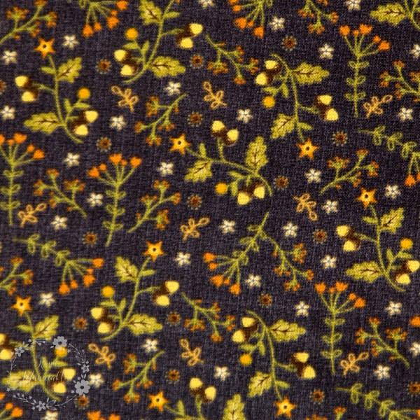 """Bomuld """"Moonshine Pattern 2530"""" by Jan Mott of Grane Design"""