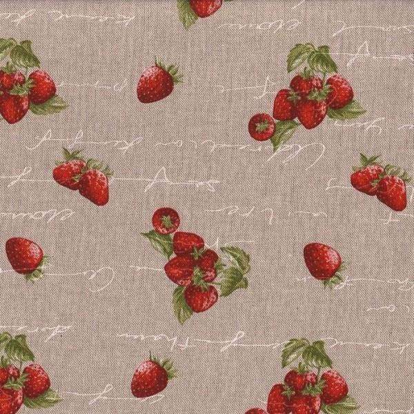 """Dekostof """"Emil"""" jordbær"""