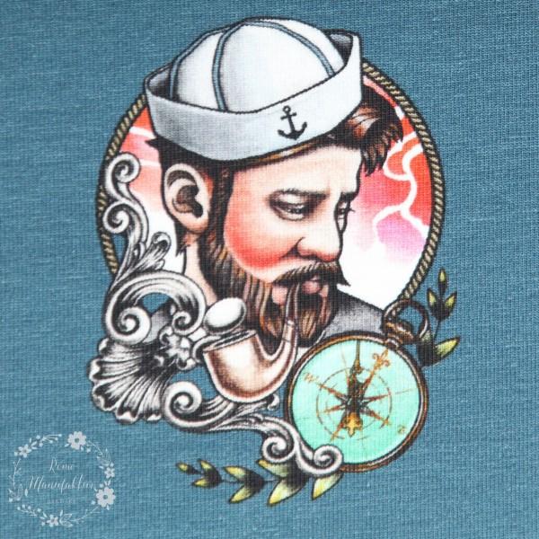 "Bomuldsjersey ""Sailor"""