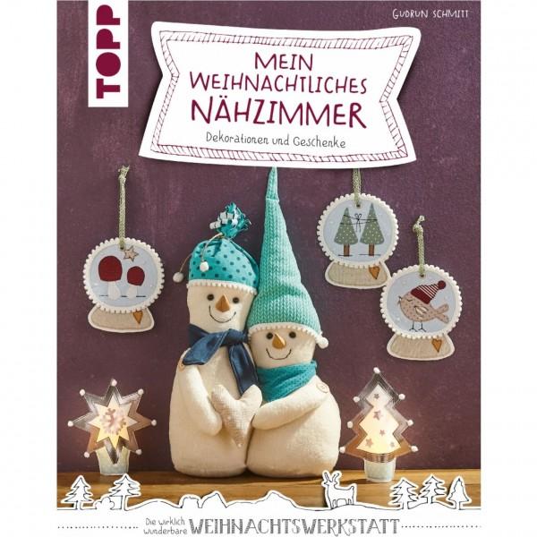 """Bog """"Mein weihnachtliches Nähzimmer"""""""