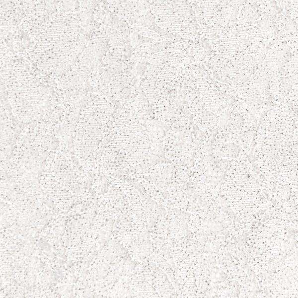 Stræk blonde hvid m/glimmer
