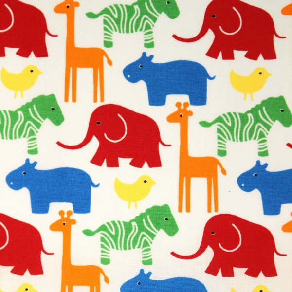 "Bomuld ""Junge Linie"" Safari"
