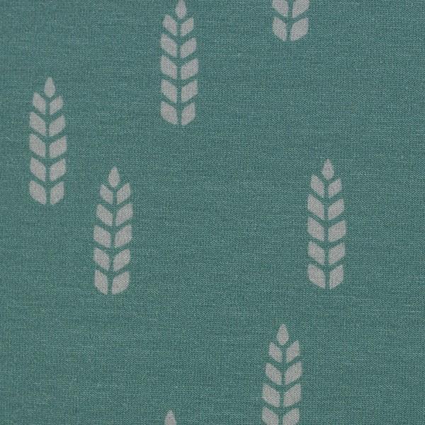 "80 cm Bomuldsjersey-Panel ""A good Harvest"""