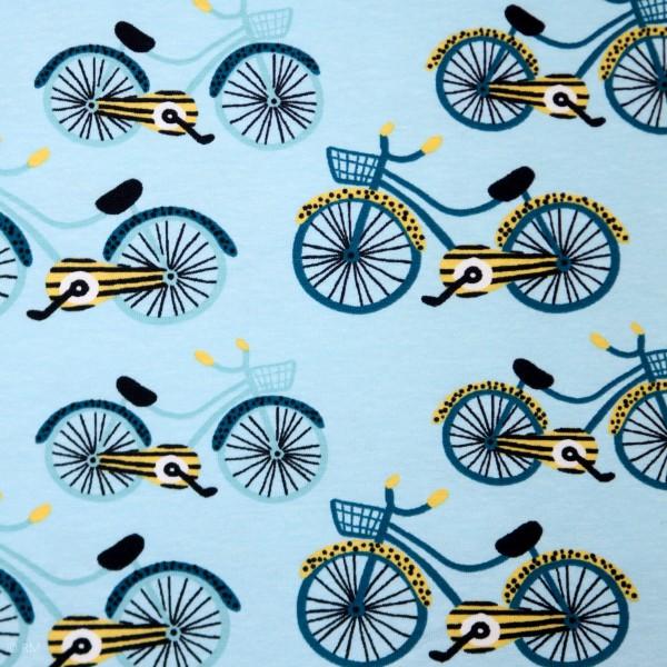 """Bomuldsjersey """"Cykler"""""""