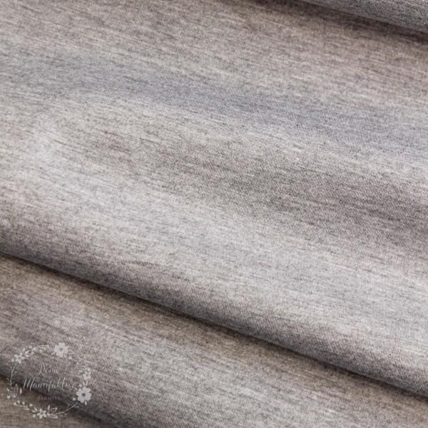 Softshell blå-grå-melange