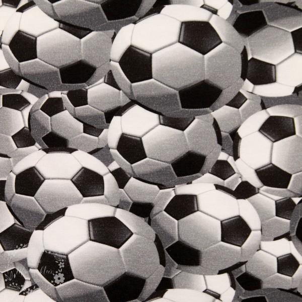 "Bomuldsjersey ""Fodbold"""