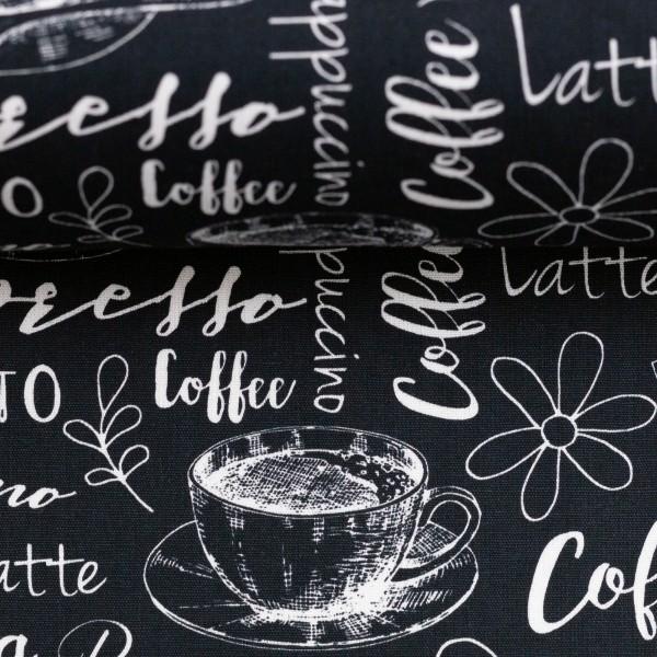 """Bomuld """"Kim"""" kaffe"""