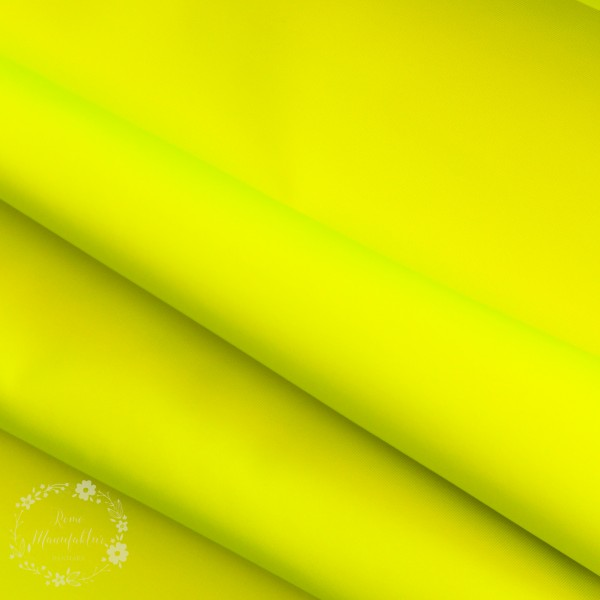 Softshell neon gul